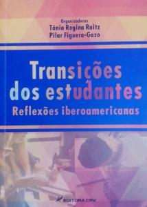 Capa Transições dos Estudantes-Reflexões Iberooamericanas